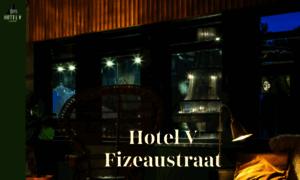 Hotelvfizeaustraat.nl thumbnail