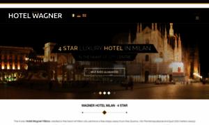 Hotelwagnermilano.it thumbnail