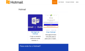 Hotmailcomsignup.com thumbnail