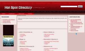 Hotspotsdirectory.net thumbnail