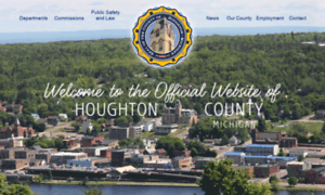 Houghtoncounty.net thumbnail