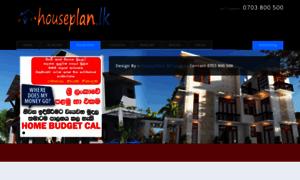 House Plan Sri Lanka House