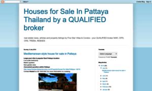 Housesforsaleinpattayathailand.blogspot.com thumbnail