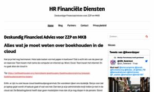 Hr-financiele-diensten.nl thumbnail