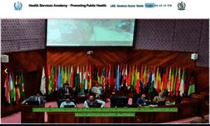 Hsa.edu.pk thumbnail