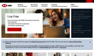 Hsbc.com.vn thumbnail