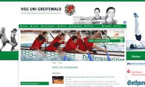 Hsguni-greifswald.de thumbnail