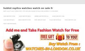 Hublot-replica-watches.watchonsale.fr thumbnail