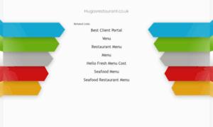 Hugosrestaurant.co.uk thumbnail