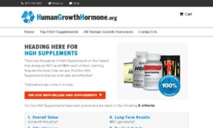 Humangrowthhormone.org thumbnail