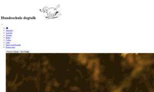 Hundeschule-dogtalk.de thumbnail