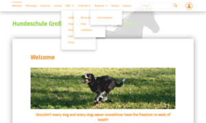 Hundeschule-grosse-freiheit.de thumbnail