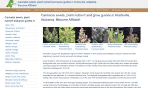 Huntsvillecannabis.gq thumbnail