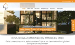 Hv-immobilien.de thumbnail