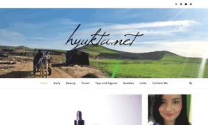 Hyukta.net thumbnail