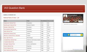 Ias-question-bank.blogspot.in thumbnail