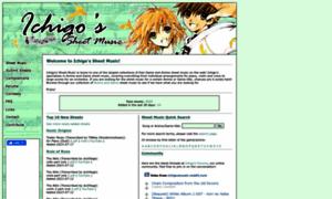 Ichigos.com thumbnail