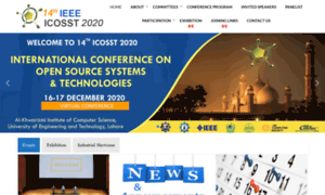 Icosst.kics.edu.pk thumbnail