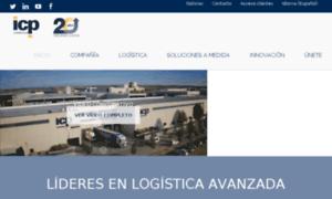 Icplogistica.icp.es thumbnail