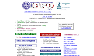 Ifpo.net thumbnail