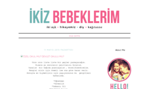 Ikizbebeklerim.blogspot.com thumbnail