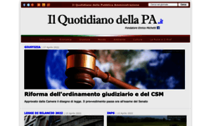 Ilquotidianodellapa.it thumbnail