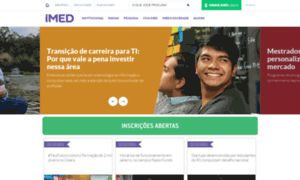 Imed.edu.br thumbnail