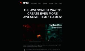 Impactjs.com thumbnail