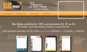 Imprimer-bloc-notes-calendrier-personnalises.fr thumbnail