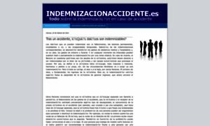 Indemnizacionaccidente.es thumbnail