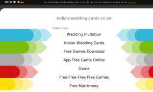 Indian-wedding-cards.co.uk thumbnail