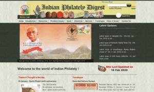 Indianphilately.net thumbnail