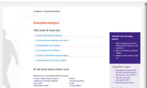 Indklantdienstwijzer.nl thumbnail
