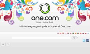 Infinite-league-gaming.de thumbnail