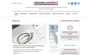 Informatori-scientifici.it thumbnail
