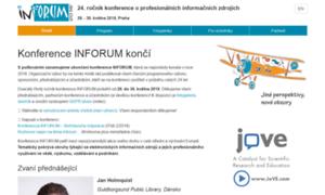 Inforum.cz thumbnail
