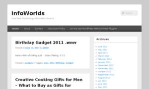 Infoworlds.net thumbnail