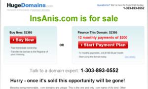 Insanis.com thumbnail
