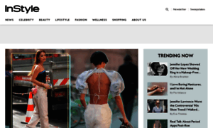Instyle.com thumbnail