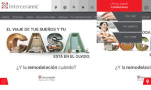 Interceramic.com.mx thumbnail