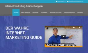 Internetmarketing-fruehschoppen.de thumbnail