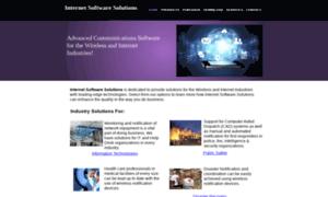 Internetsoftwaresolutions.biz thumbnail