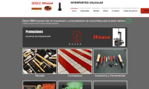 Interpartes.com.mx thumbnail