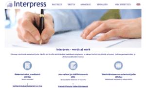 Interpress.fi thumbnail