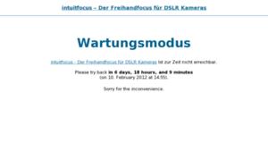 Intuitfocus.de thumbnail