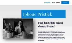 Iphonepristjek.dk thumbnail