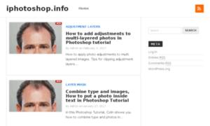 Iphotoshop.info thumbnail