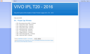 Iplt20-2016.blogspot.in thumbnail
