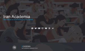 Iran-academia.com thumbnail