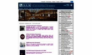 Isam.org.tr thumbnail
